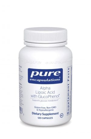 Alpha Lipoic Acid with Glucophenol