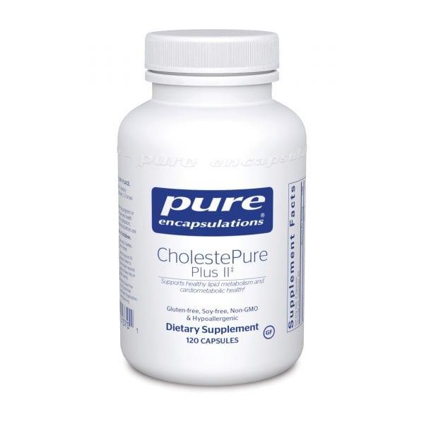 CholestePure Plus II 120