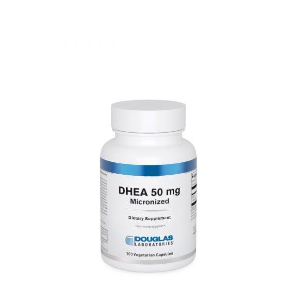 DHEA Micronized 50 100