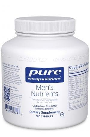 Mens Nutrients 180