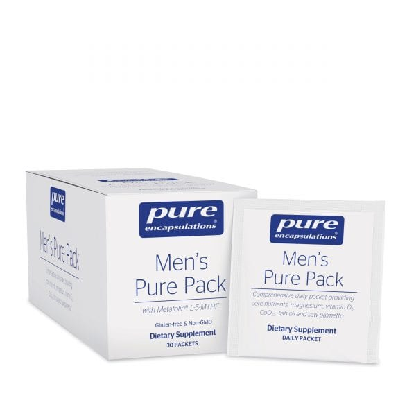 Mens Pure Pack 30
