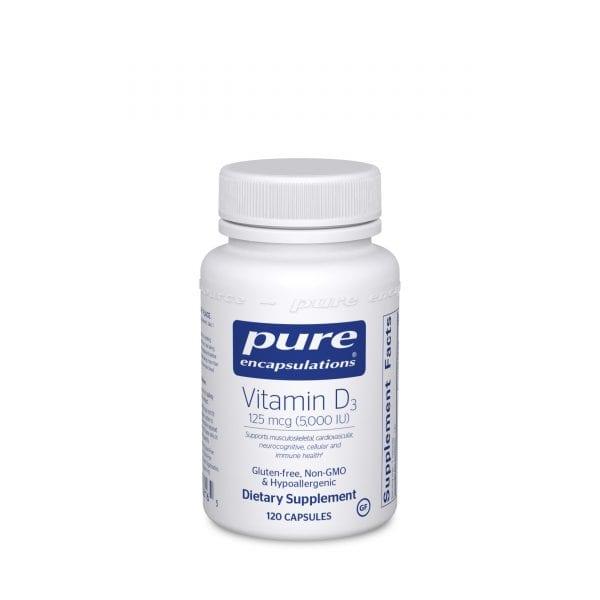 Vitamin D3 120 5000
