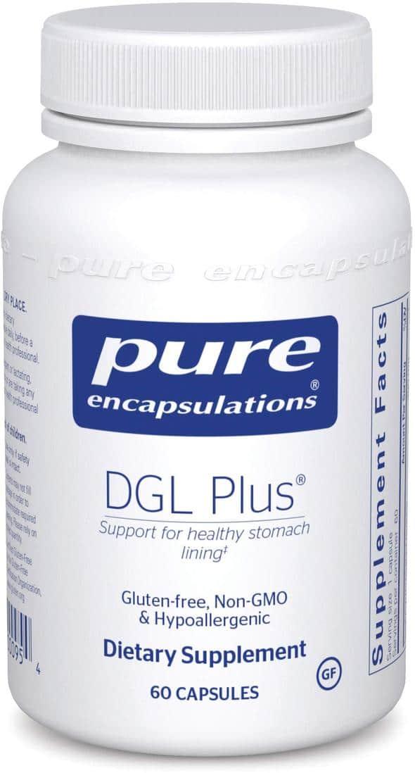 DGL Plus 60 count