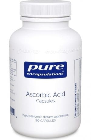Ascorbic Acid is a dietary supplement to help individuals meet their daily vitamin C requirements
