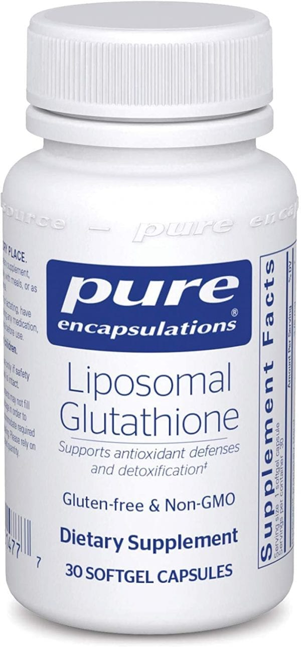 liposomal glutathione 30