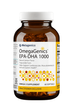 OmegaGenics EPA - DHA 1000