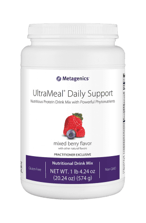 Ultra Meal Daily Support Mixed Berry by Metagenics